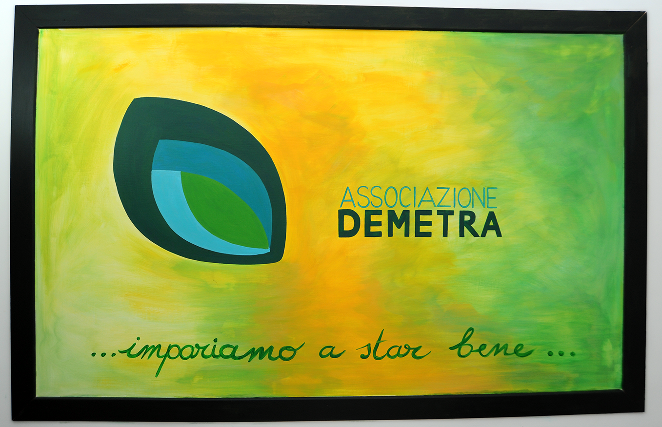 Associazioen Demetra - Alimentazione -Ambiente -Salute