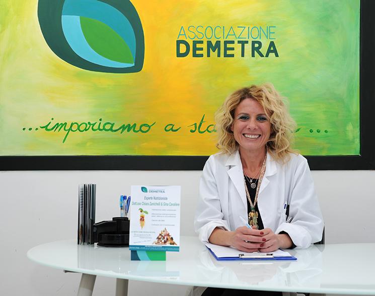 Biologa e Nutrizionista a Napoli - Dottoressa Chiara Zanichelli