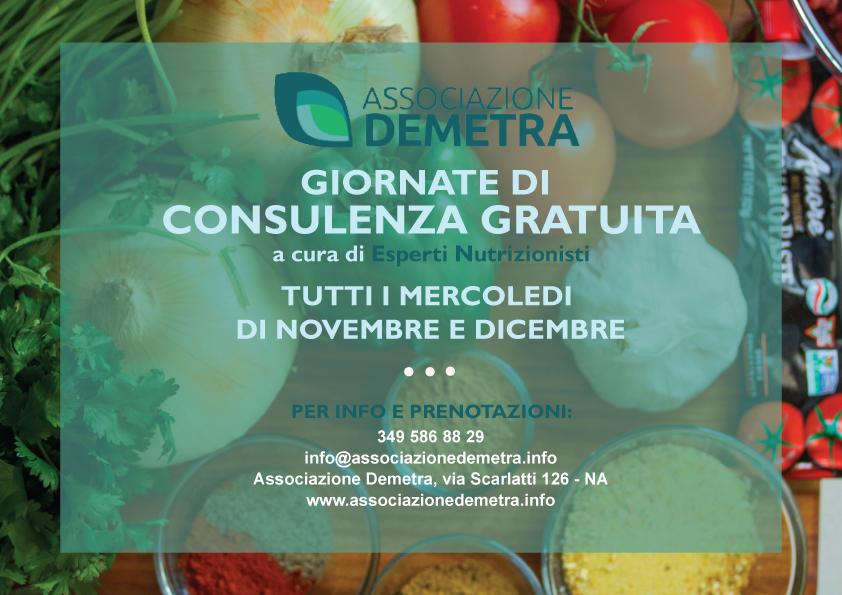 Associazione Demetra - Alimentazione -Ambiente -Salute